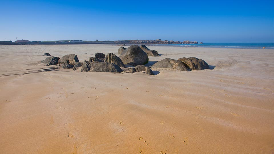 Lancress Bay