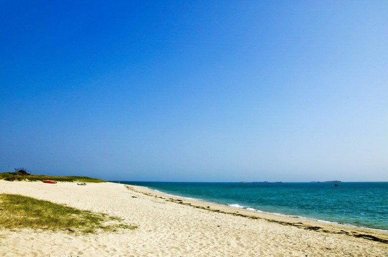 Shell Beach Herm